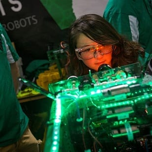 FIRST(R) Robotics Competition
